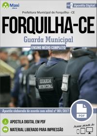 Guarda Municipal - Prefeitura de Forquilha - CE