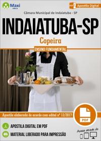 Copeira - Câmara de Indaiatuba - SP