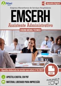 Assistente Administrativo - EMSERH