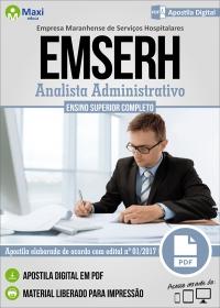 Analista Administrativo - EMSERH