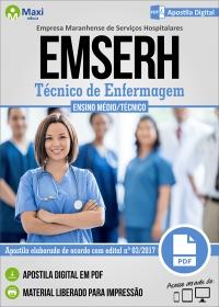Técnico de Enfermagem - EMSERH