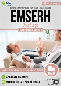 Psicólogo - EMSERH