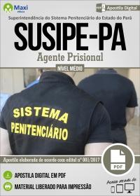 Agente Prisional - SUSIPE-PA