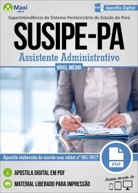 Assistente Administrativo - SUSIPE-PA
