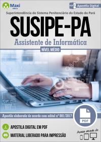 Assistente de Informática - SUSIPE-PA