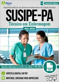 Técnico em Enfermagem - SUSIPE-PA