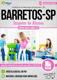 Inspetor de Alunos - Prefeitura de Barretos - SP