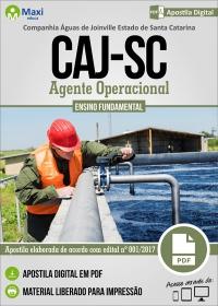 Agente Operacional - CAJ-SC