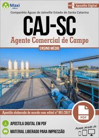 Agente Comercial de Campo - CAJ-SC