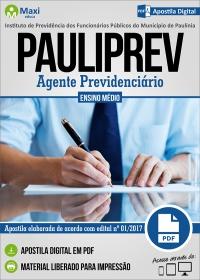Agente Previdenciário - PAULIPREV