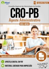 Agente Administrativo - CRO-PB