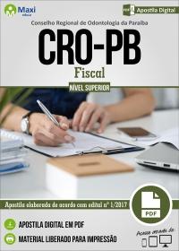 Fiscal - CRO-PB