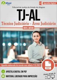 Técnico Judiciário - Área Judiciária - Tribunal de Justiça - AL