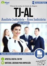 Analista Judiciário - Área Judiciária - Tribunal de Justiça - AL