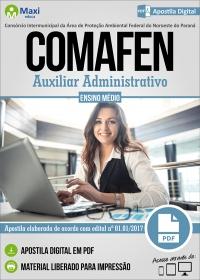 Auxiliar Administrativo - COMAFEN