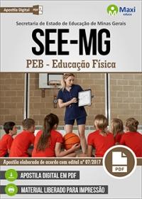 Professor de Educação Básica - Educação Física - SEE-MG