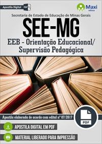 Orientação Educacional/Supervisão Pedagógica - SEE-MG