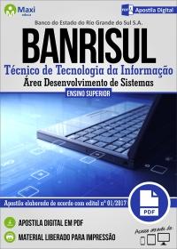 Técnico de Tecnologia da Informação - Des. de Sistemas - BANRISUL