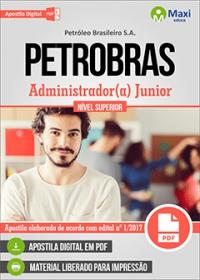 Administrador Junior - PETROBRAS