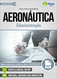 Administração - Aeronáutica