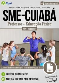 Professor - Educação Física - SME-CUIABÁ