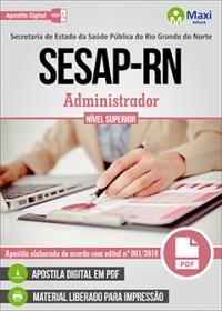 Administrador - SESAP-RN