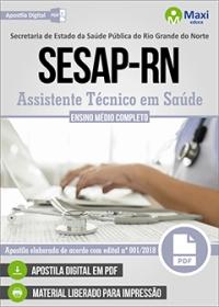 Assistente Técnico em Saúde - SESAP-RN