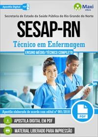 Técnico em Enfermagem - SESAP-RN