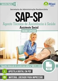 Assistente Social - SAP-SP