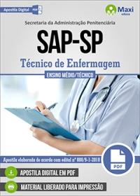 Técnico de Enfermagem - SAP-SP