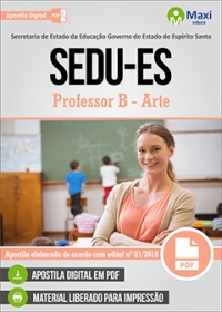 Professor B - Arte - SEDU-ES