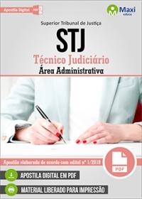 Técnico Judiciário - Área Administrativa - STJ