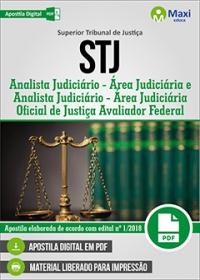 Analista Judiciário - Área Judiciária - STJ