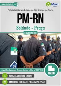 Soldado - Praça - Polícia Militar - RN