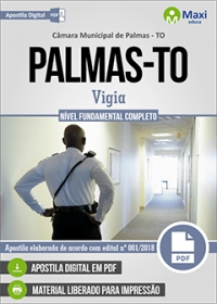 Vigia - Câmara de Palmas - TO