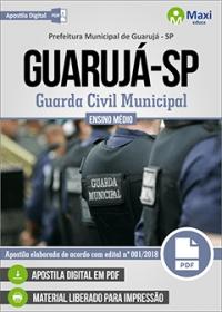 Guarda Civil Municipal - Prefeitura de Guarujá - SP