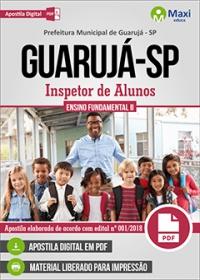 Inspetor de Alunos - Prefeitura de Guarujá - SP