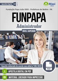 Administrador - FUNPAPA
