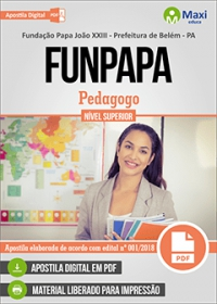 Pedagogo - FUNPAPA
