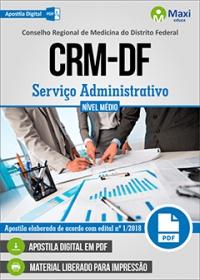 Serviço Administrativo - CRM-DF