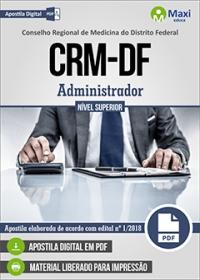 Administrador - CRM-DF