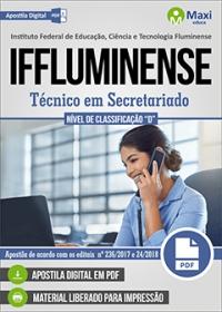 Técnico em Secretariado - IFFluminense