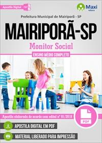 Monitor Social - Prefeitura de Mairiporã - SP