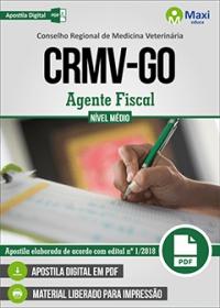 Agente Fiscal - CRMV-GO