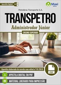 Administrador Júnior - TRANSPETRO