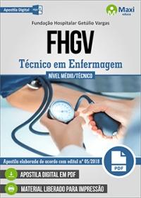 Técnico em Enfermagem - FHGV
