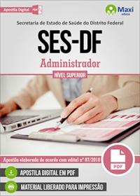 Administrador - SES-DF