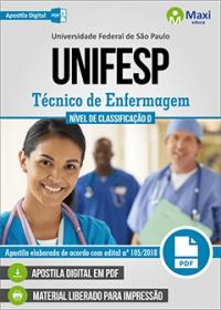 Técnico de Enfermagem - UNIFESP
