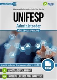 Administrador - UNIFESP