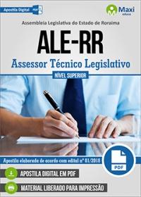 Assessor Técnico Legislativo - Assembleia Legislativa - RR